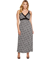 Karen Kane Plus - Plus Size Banded Maxi Dress