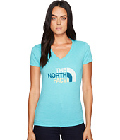 The North Face - Short Sleeve Half Dome V-Neck Tee