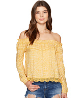 Roxy - Off The Shoulder Cold Shoulder Top