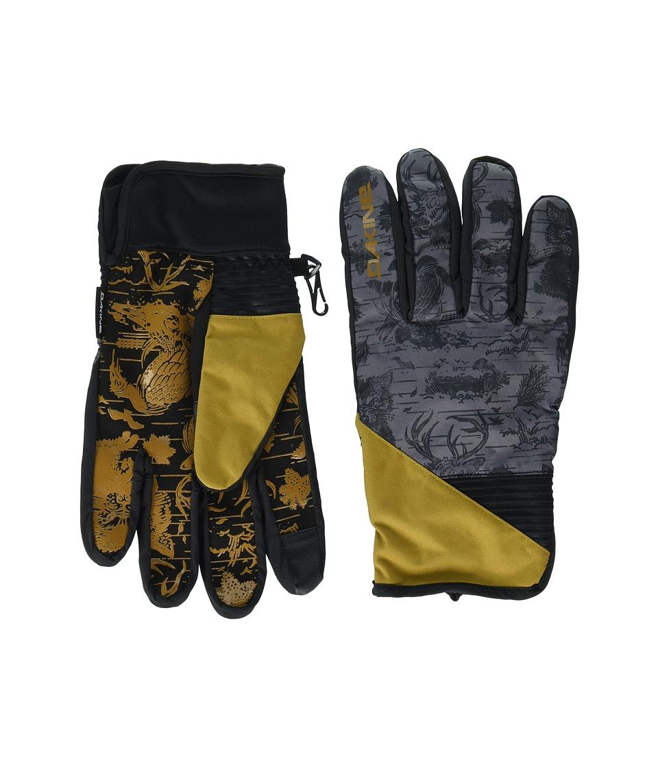 Dakine Crossfire Glove (Watts) Snowboard Gloves