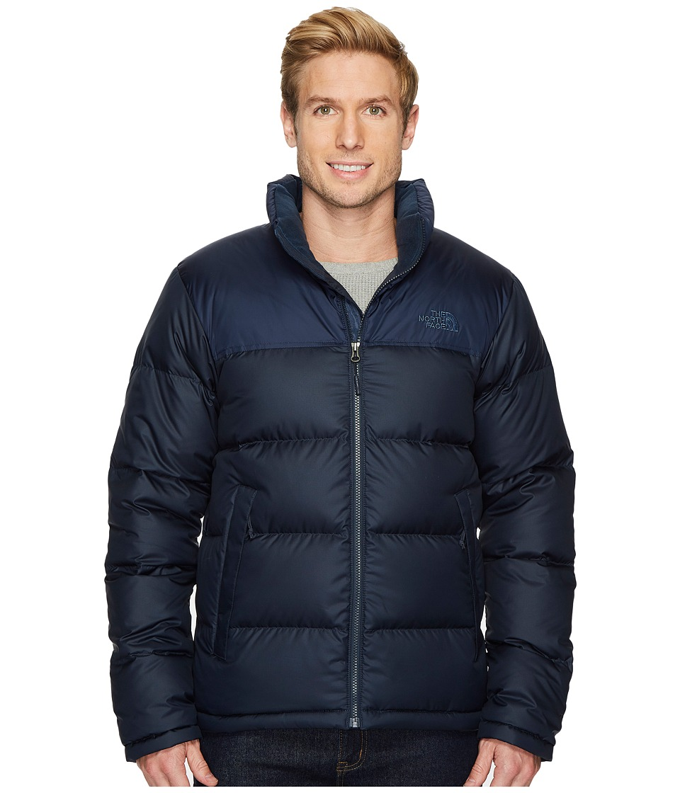 The North Face Nuptse Jacket (Urban Navy/Urban Navy) Men