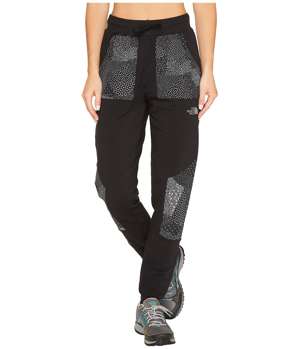 The North Face Reflective Joggers (TNF Black/TNF Black Igneous Reflective Print) Women