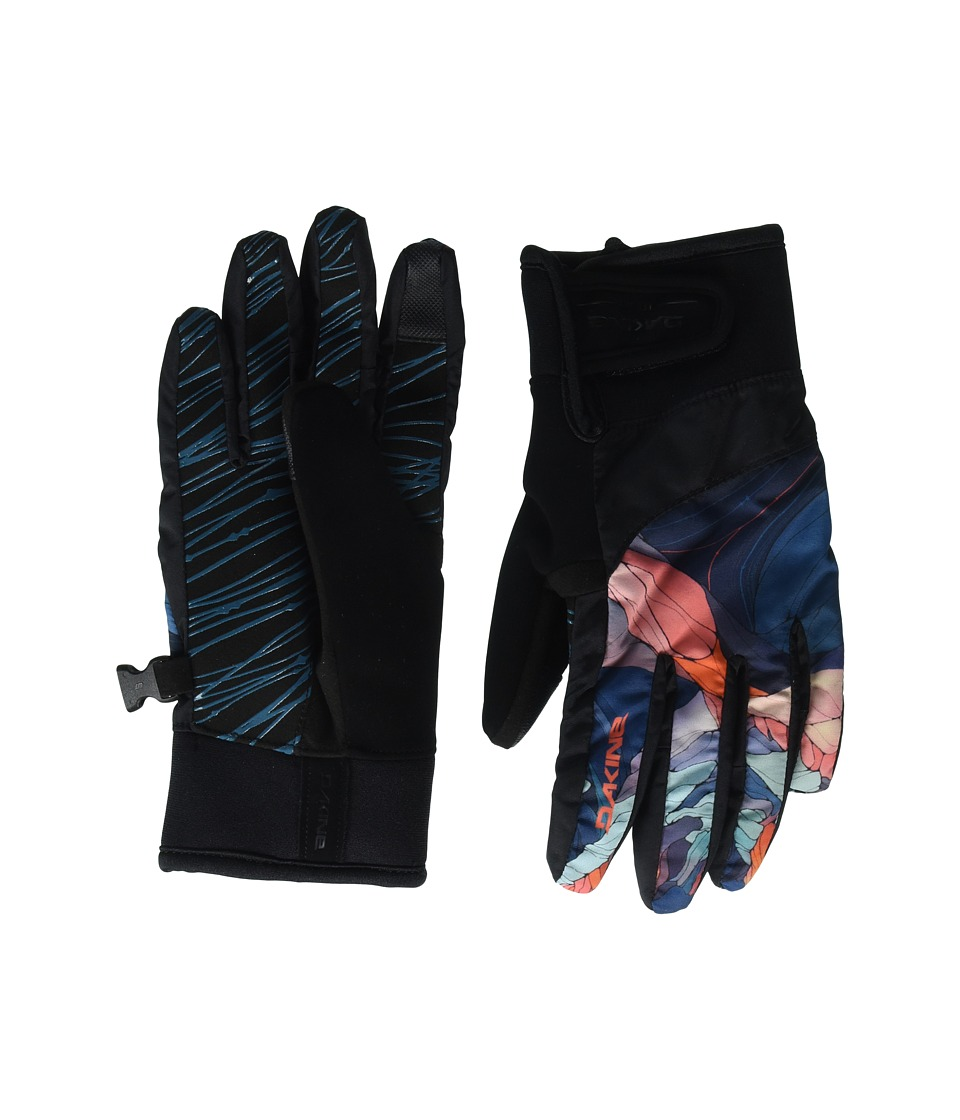 Dakine Electra Gloves (Daybreak) Snowboard Gloves