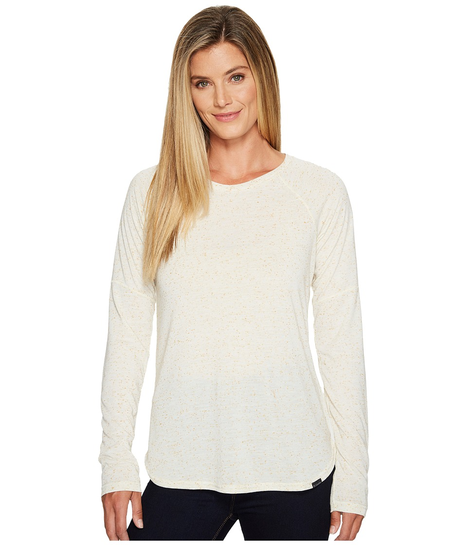 Columbia Trail Shaker II Long Sleeve Shirt (Chalk Heather) Women