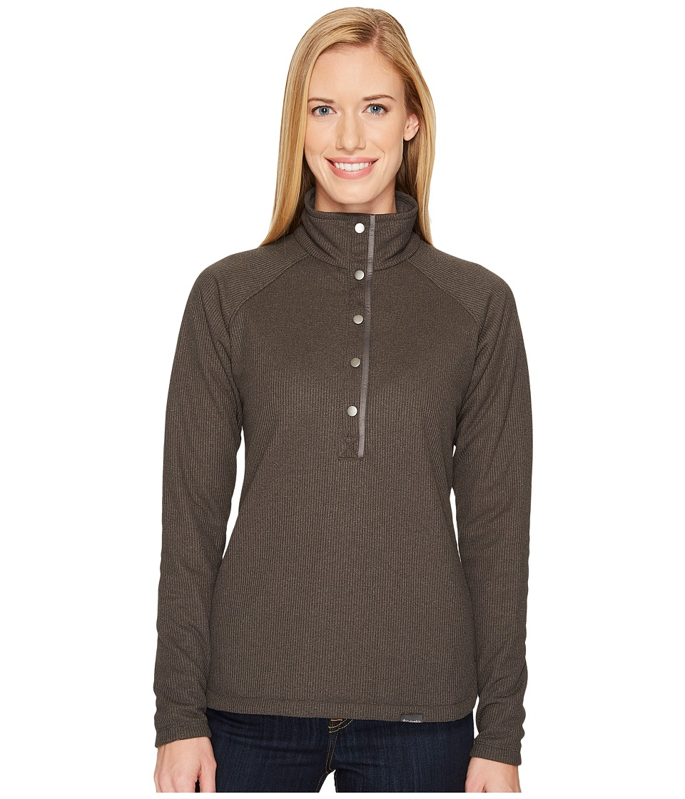 Columbia Park Range Insulated Pullover (Shark Heather) Women