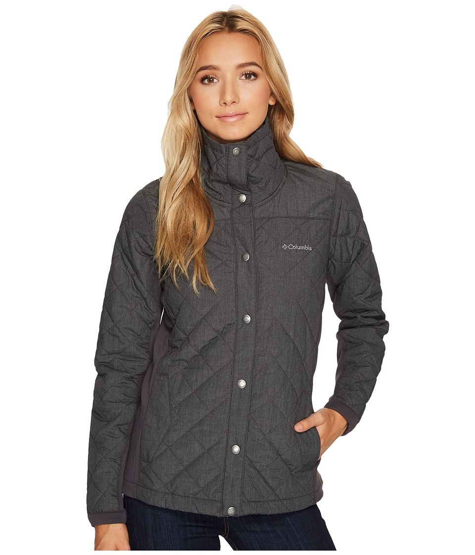 Columbia Evergreen State Jacket (Shark Heather) Women