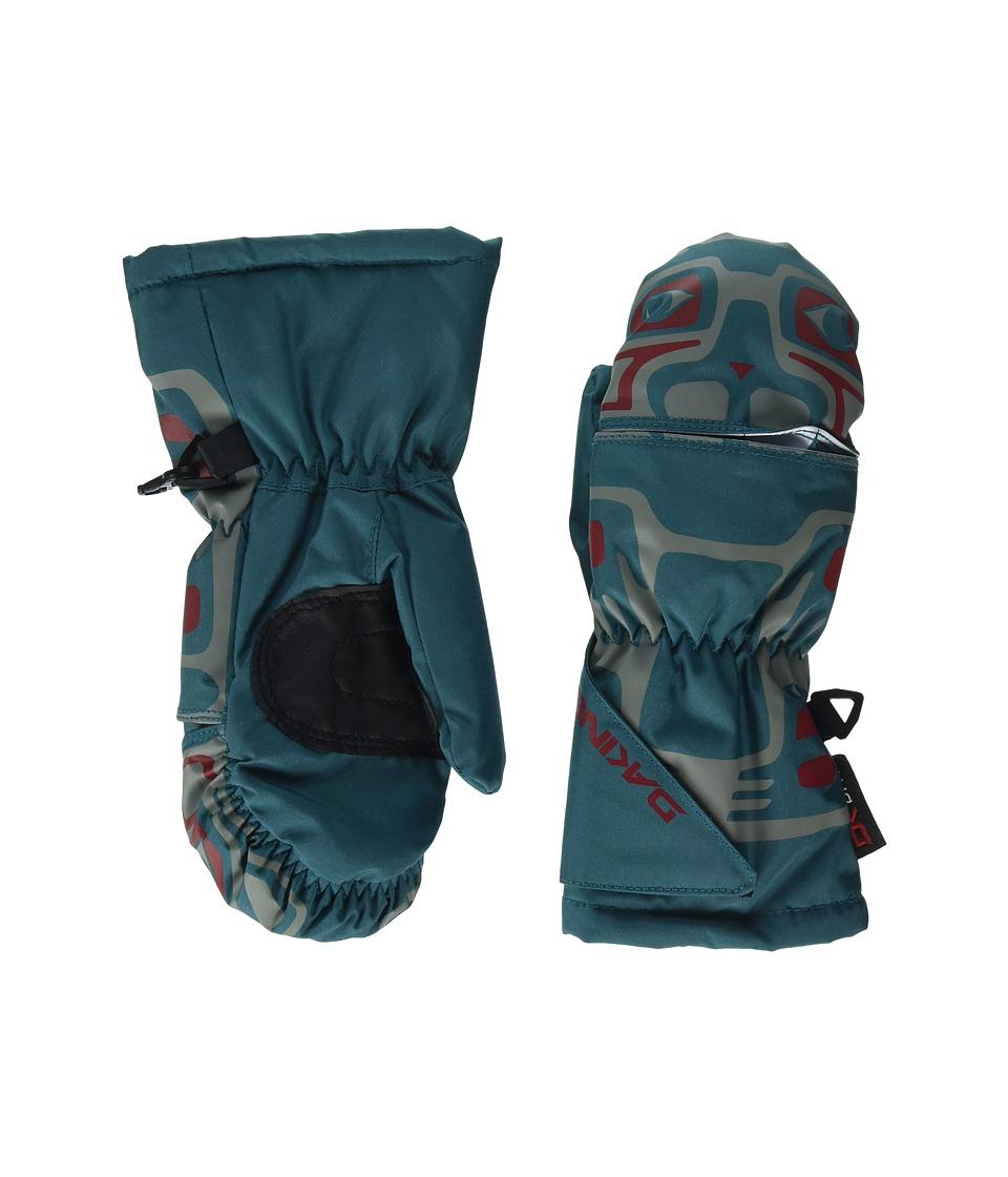 Dakine Scrambler Mitt (Youth) (Bear II) Snowboard Gloves