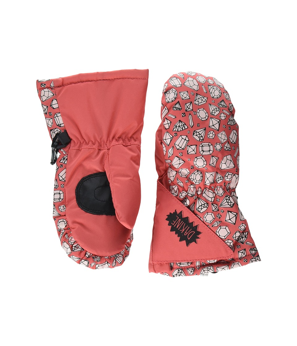 Dakine Brat Mitt (Youth) (Diamonds) Snowboard Gloves