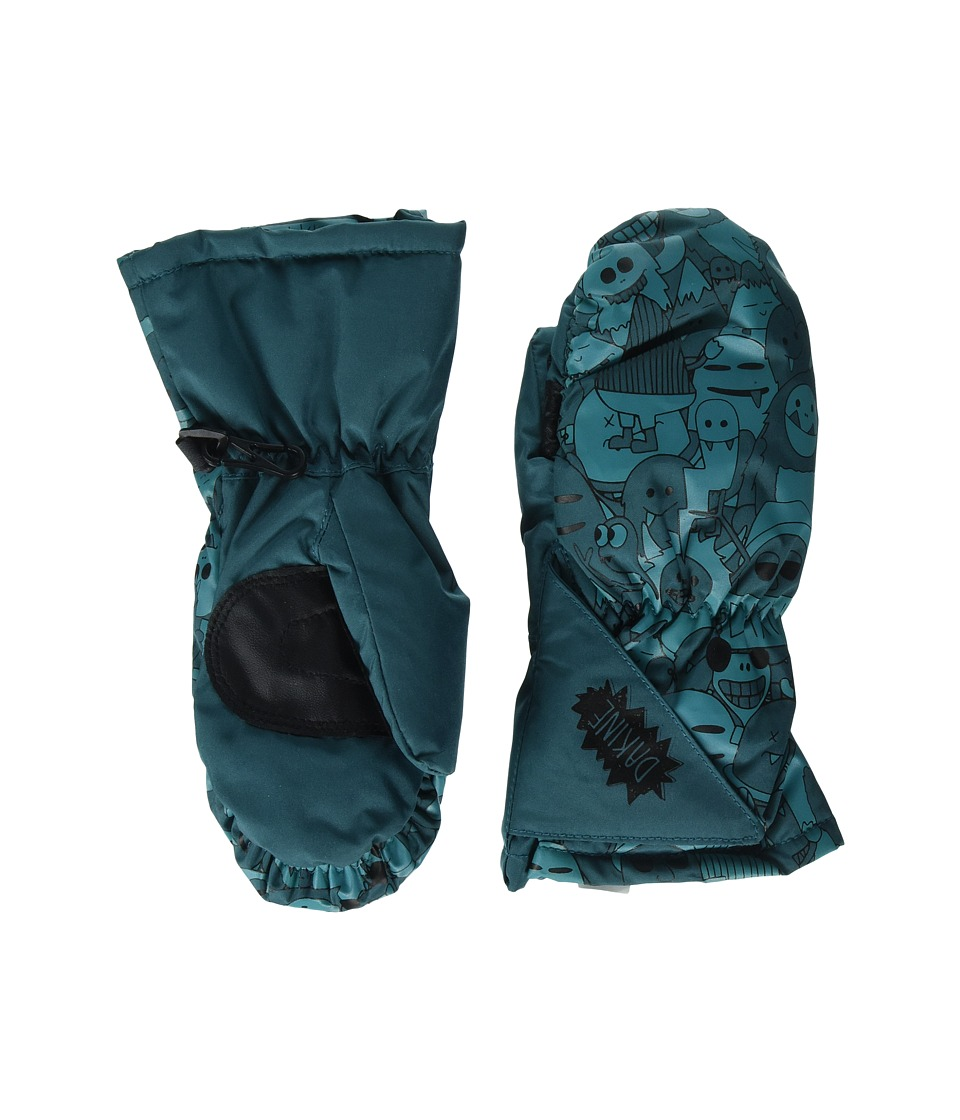Dakine Brat Mitt (Youth) (Monsters) Snowboard Gloves