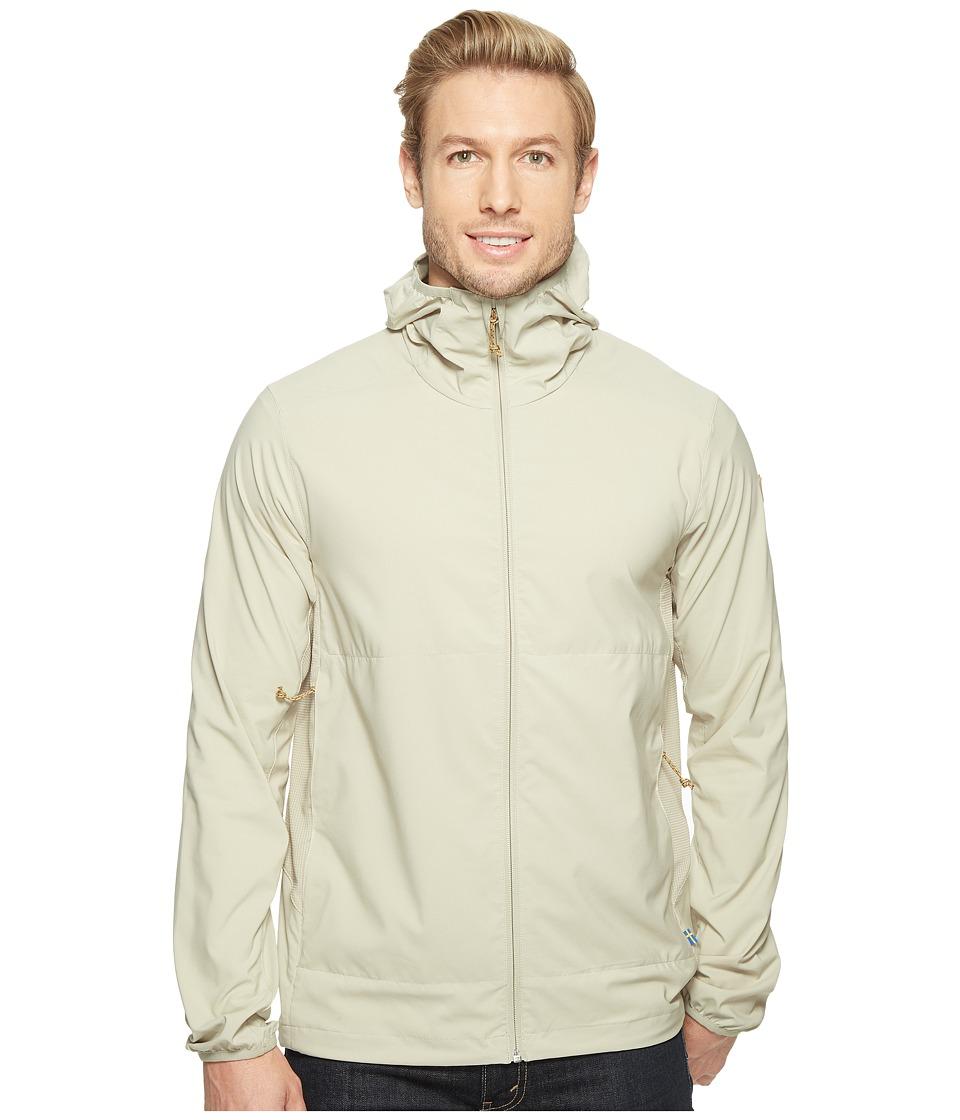 Fjallraven Abisko Hybrid Breeze Jacket (Limestone) Men