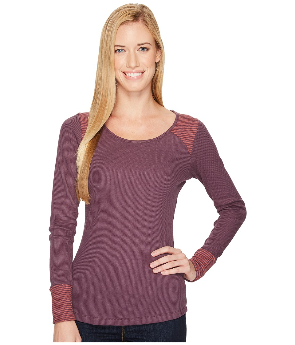 Columbia Along The Gorge Thermal Crew (Dusty Purple) Women