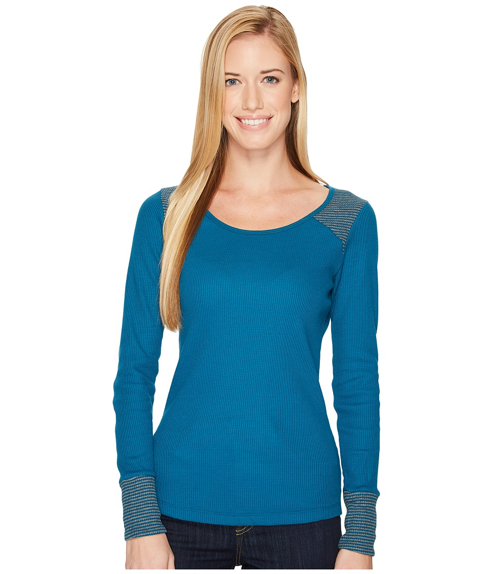 Columbia Along The Gorge Thermal Crew (Phoenix Blue) Women