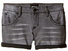 "Collin 2 1/2"" Roll Cuff Shorts in Ether (Big Kids)"