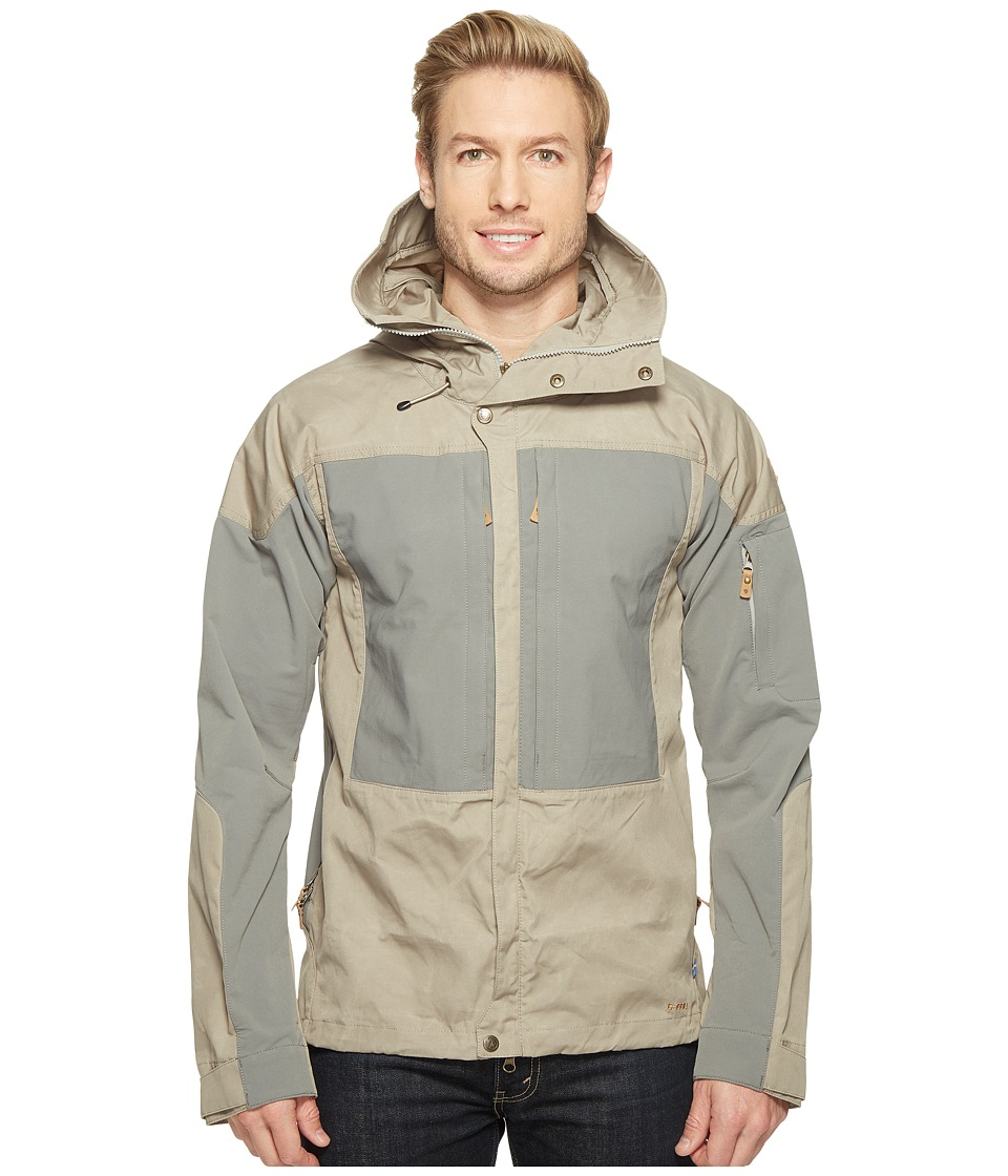 Fj llr ven Keb Jacket (Fog/Grey) Men