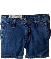 Polo Ralph Lauren Kids - Denim Rolled Shorts (Toddler)