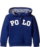 Polo Ralph Lauren Kids - Magic Fleece Long Sleeve Pullover Hoodie (Toddler)