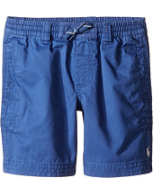 Polo Ralph Lauren Kids - Broken Twill Relaxed Shorts (Little Kids)