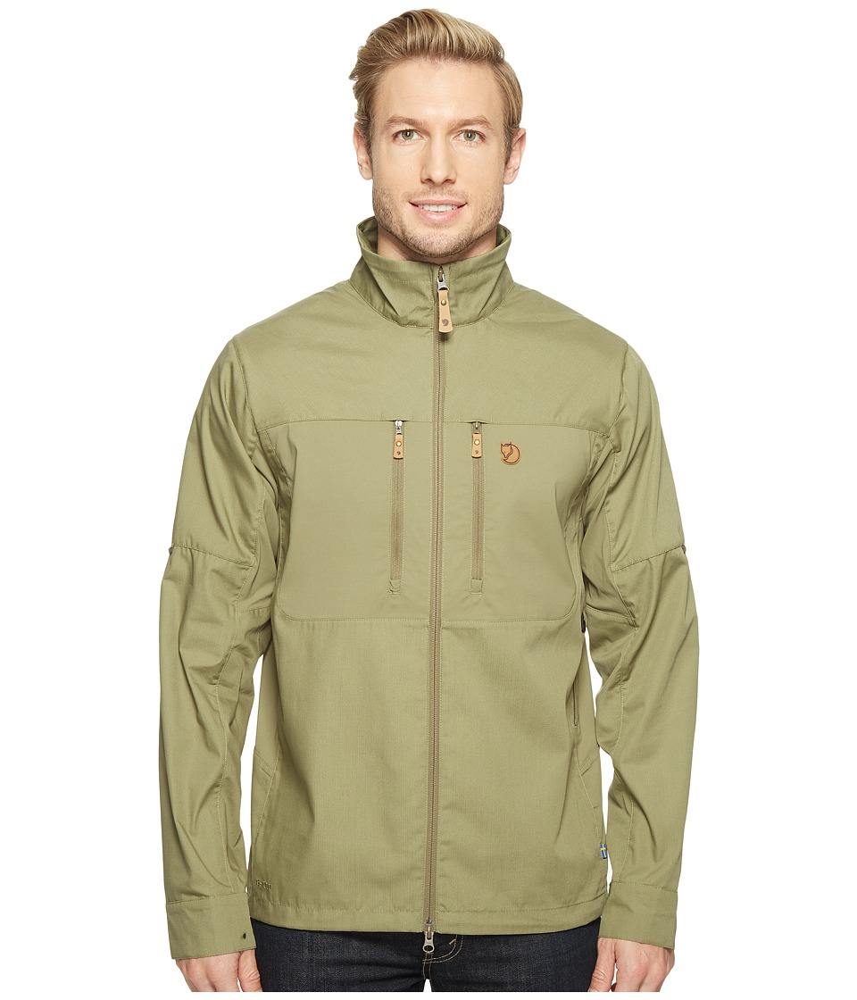 Fjallraven Abisko Air Jacket (Green) Men