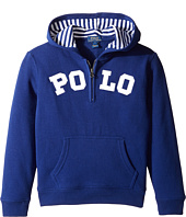 Polo Ralph Lauren Kids - Magic Fleece Long Sleeve Pullover Hoodie (Little Kids/Big Kids)