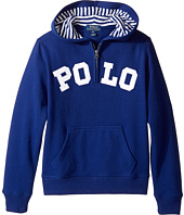 Polo Ralph Lauren Kids - Magic Fleece Long Sleeve Pullover Hoodie (Big Kids)