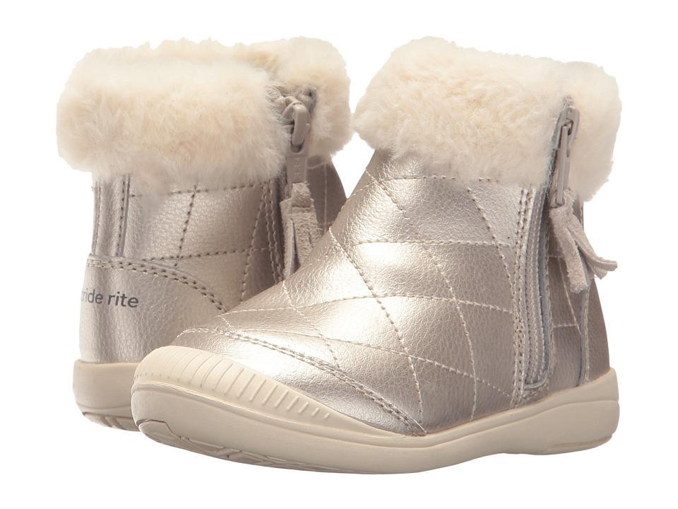 Stride Rite Chloe (Toddler/Little Kid) (Cream) Girls Shoes