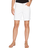 NYDJ - Jessica Boyfriend Shorts in Optic White
