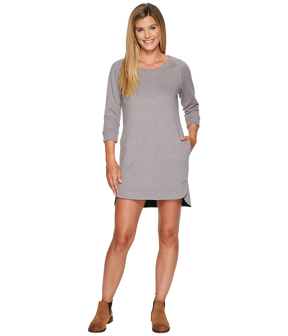 Lole Sika Dress (Medium Grey Heather) Women