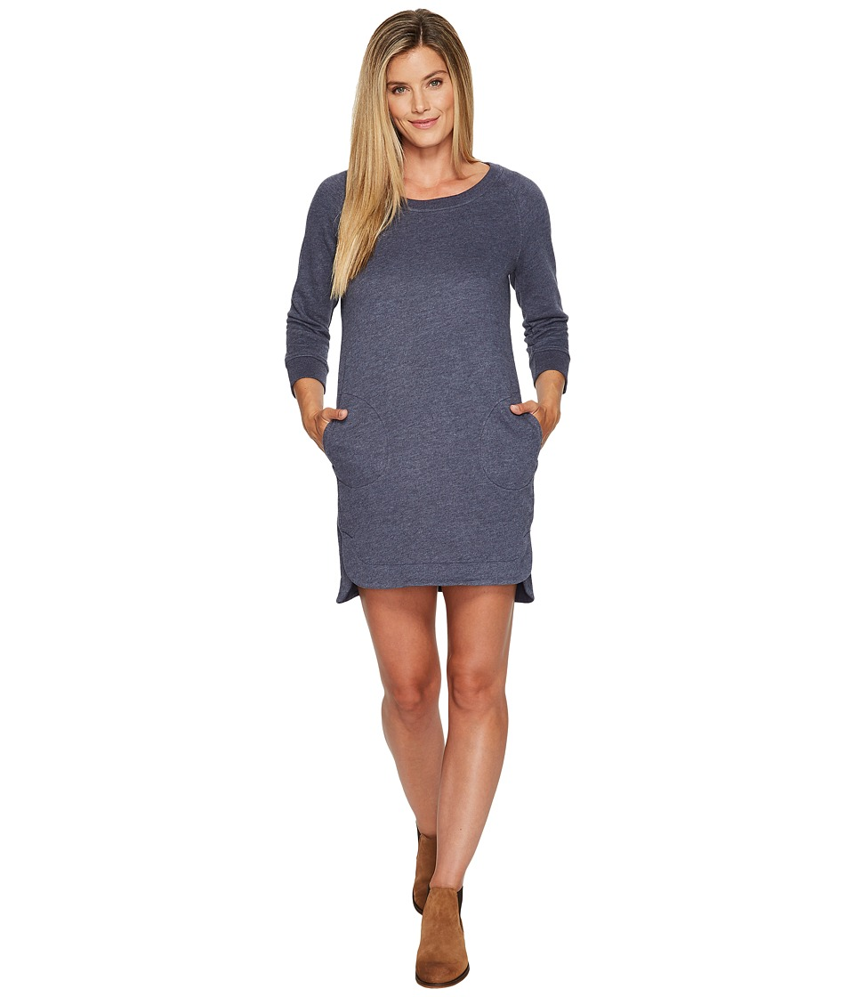 Lole Sika Dress (Blue Nights Heather) Women