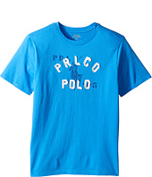 Polo Ralph Lauren Kids - Jersey Graphic Tee (Big Kids)