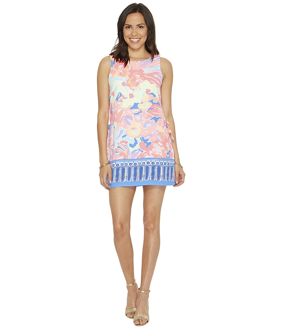 Lilly Pulitzer Donna Romper (Multi Playa Hermosa Engineer...