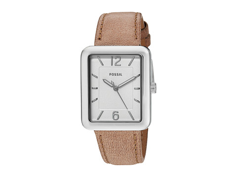 Fossil Atwater Leather - ES4243 - Silver