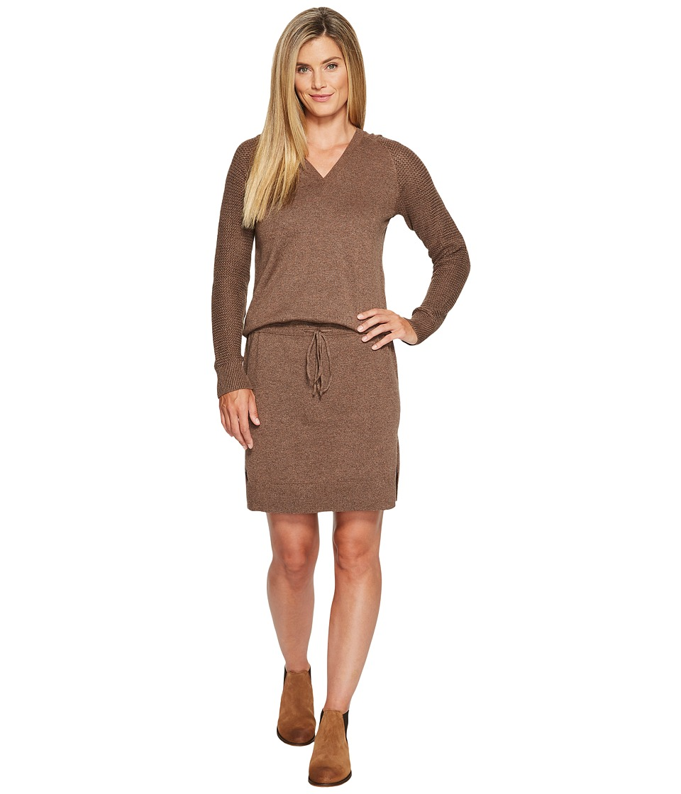 Lole Mara Dress (Sepia Heather) Women