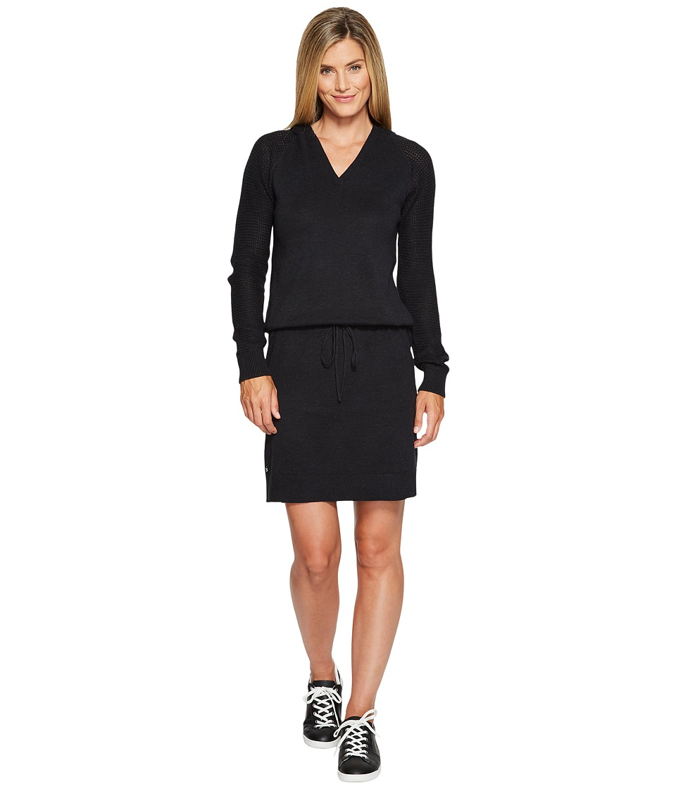 Lole Mara Dress (Black Heather) Women