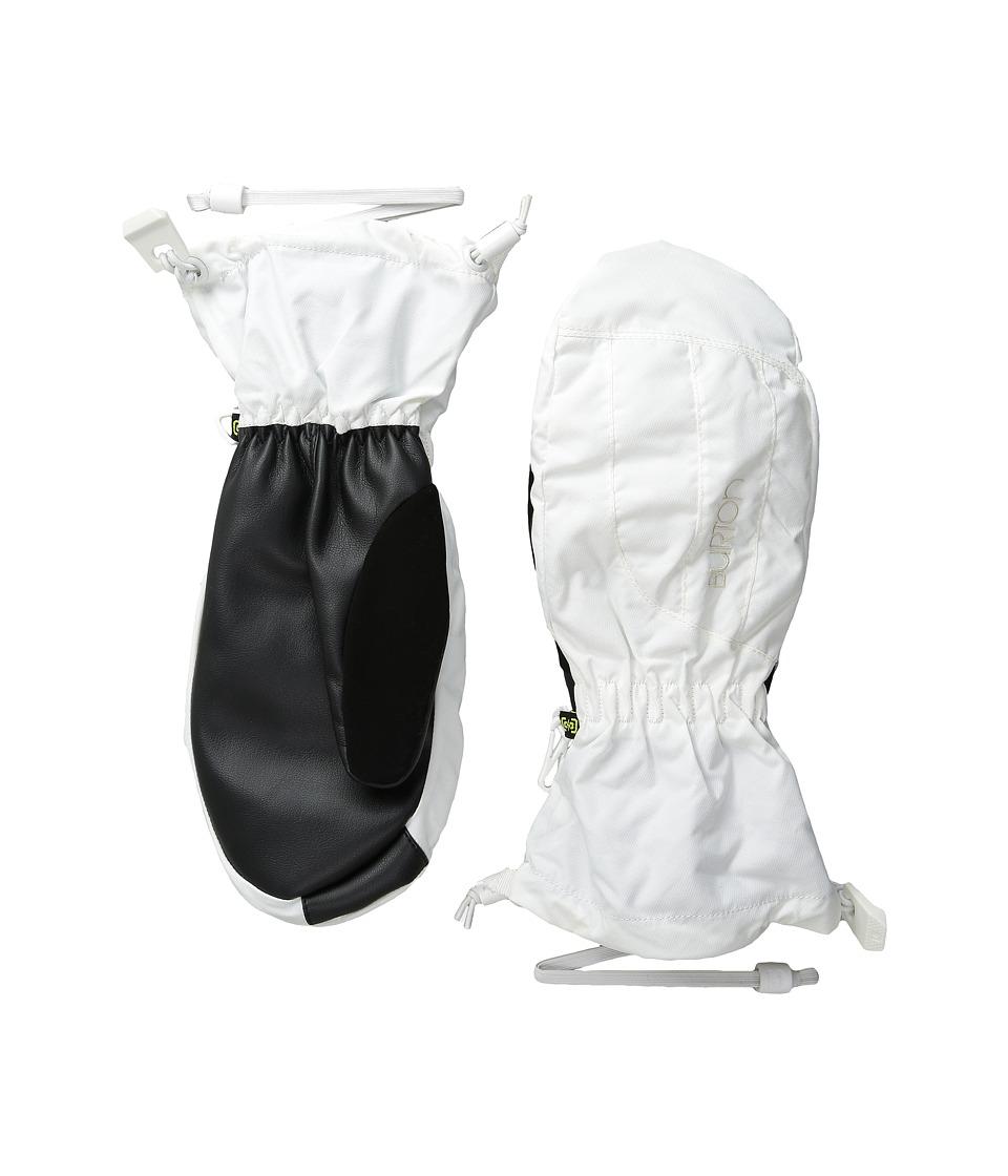 Burton WMS Profile Mitt (Stout White 1) Snowboard Gloves