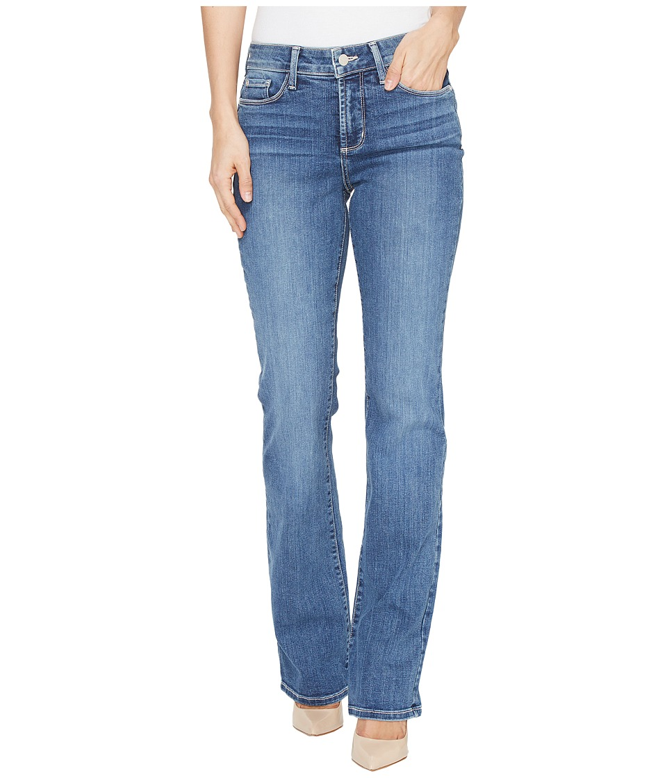 NYDJ - Marilyn Straight in Heyburn Wash (Heyburn Wash) Womens Jeans