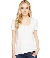 Lilla P - Rib Bottom Scoop Neck