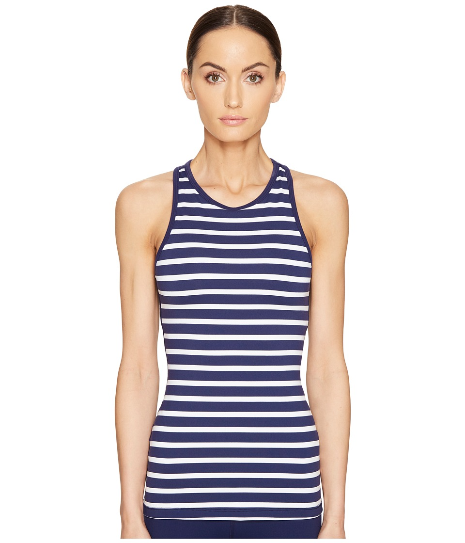 Kate Spade New York x Beyond Yoga - Sailing Stripe Tank Top