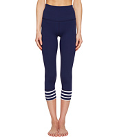 Kate Spade New York x Beyond Yoga - Sailing Stripe High Waist Capris