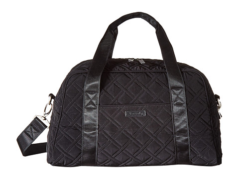 Vera Bradley Luggage Compact Sport Bag - Classic Black