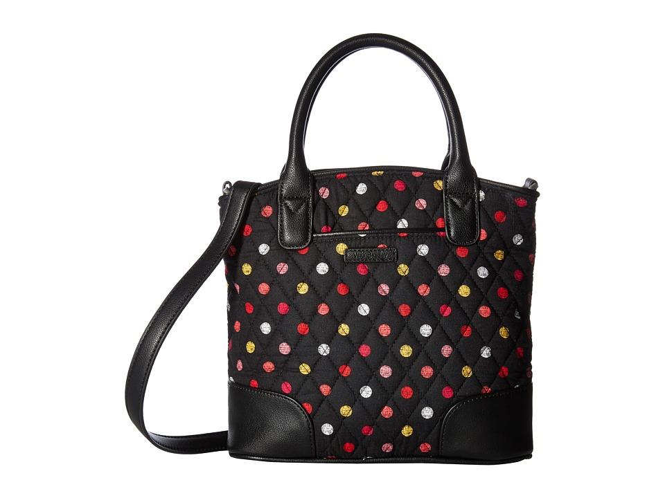 58 Bag Navy Tassel Zip Tote Black 47 Off: Vera Bradley Women's Bags