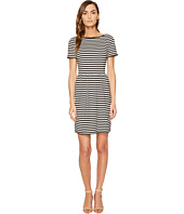 Kate Spade New York - Stripe Ponte Dress