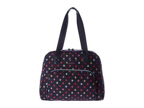 Vera Bradley Luggage Go Anywhere Carry-On - Havana Dots