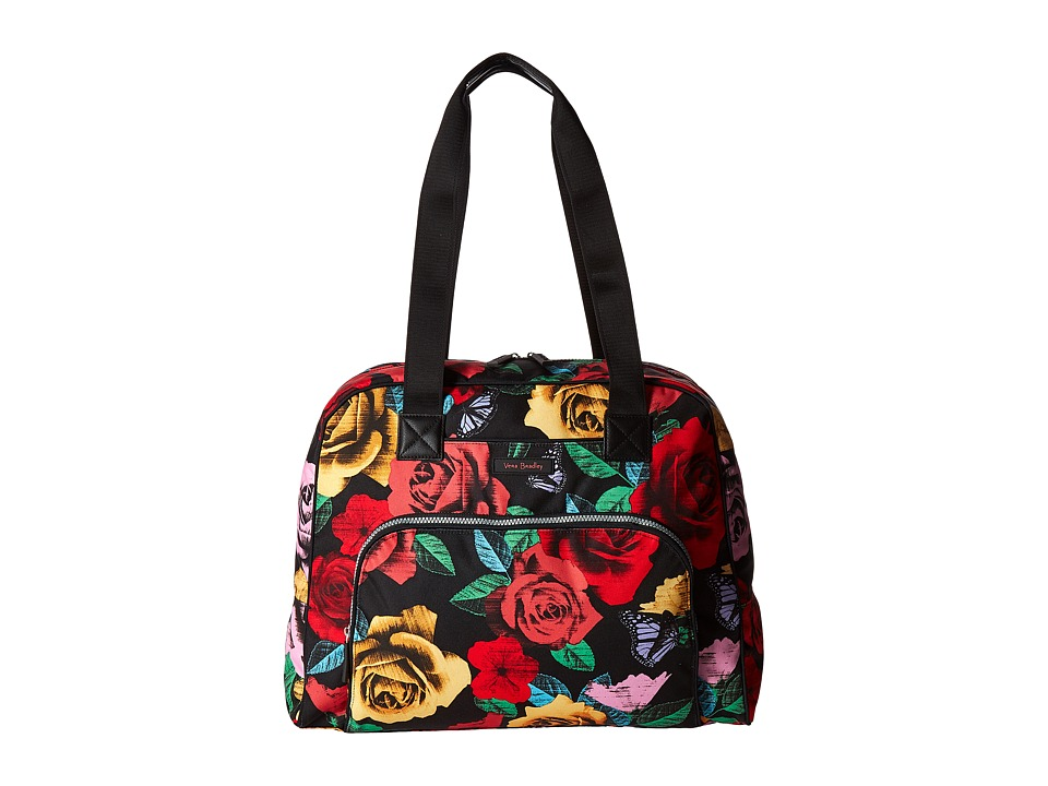 Vera Bradley Luggage - Go Anywhere Carry-On