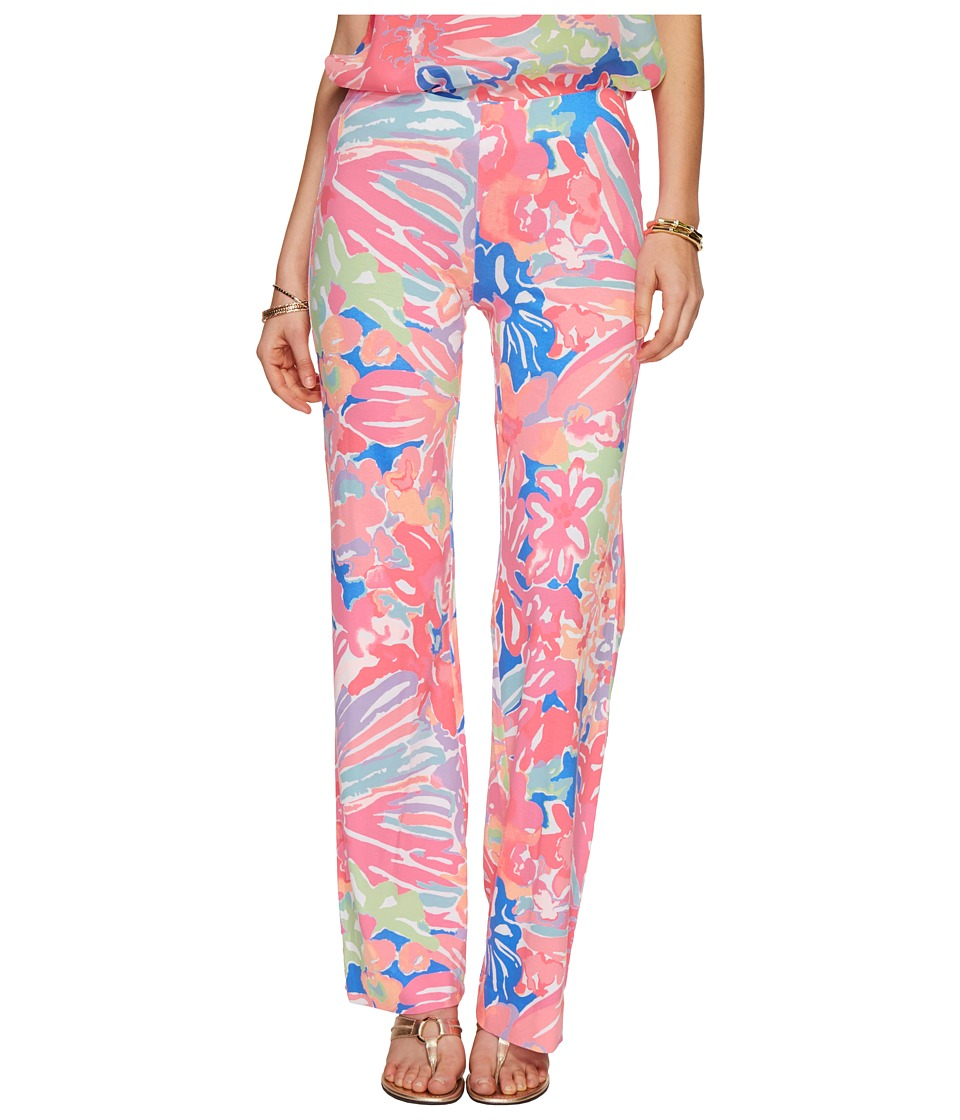 Lilly Pulitzer Georgia May Palazzo (Multi Playa Hermosa) ...