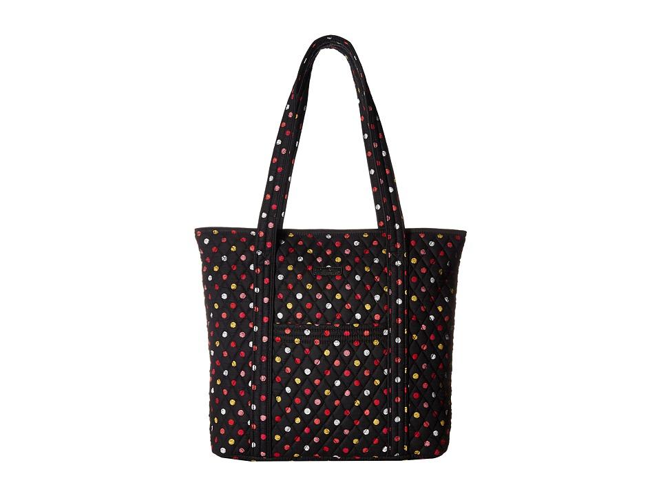 Vera Bradley Vera (Havana Dots) Tote Handbags