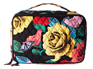 Vera Bradley Luggage - Large Blush & Brush Makeup Case