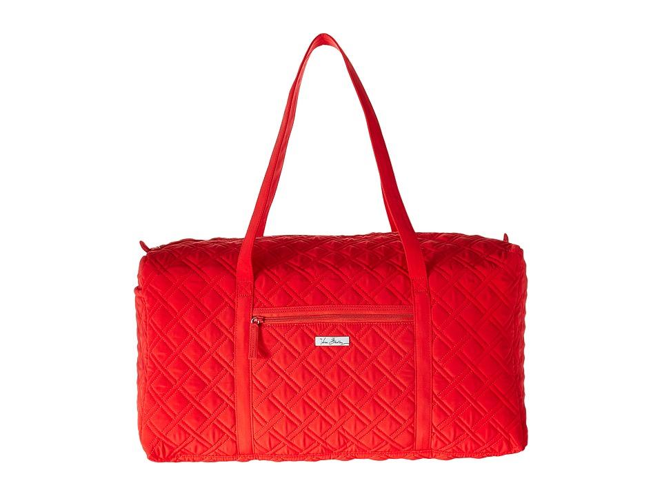 Vera Bradley Luggage Large Duffel (Canyon Sunset) Duffel Bags