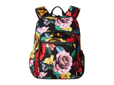 Vera Bradley Campus Tech Backpack - Havana Rose