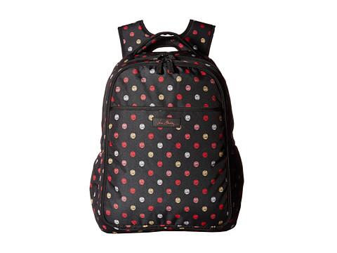 Vera Bradley Lighten Up Backpack Baby Bag - Havana Dots
