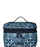 Vera Bradley Luggage - Lighten Up Brush Up Cosmetic Case